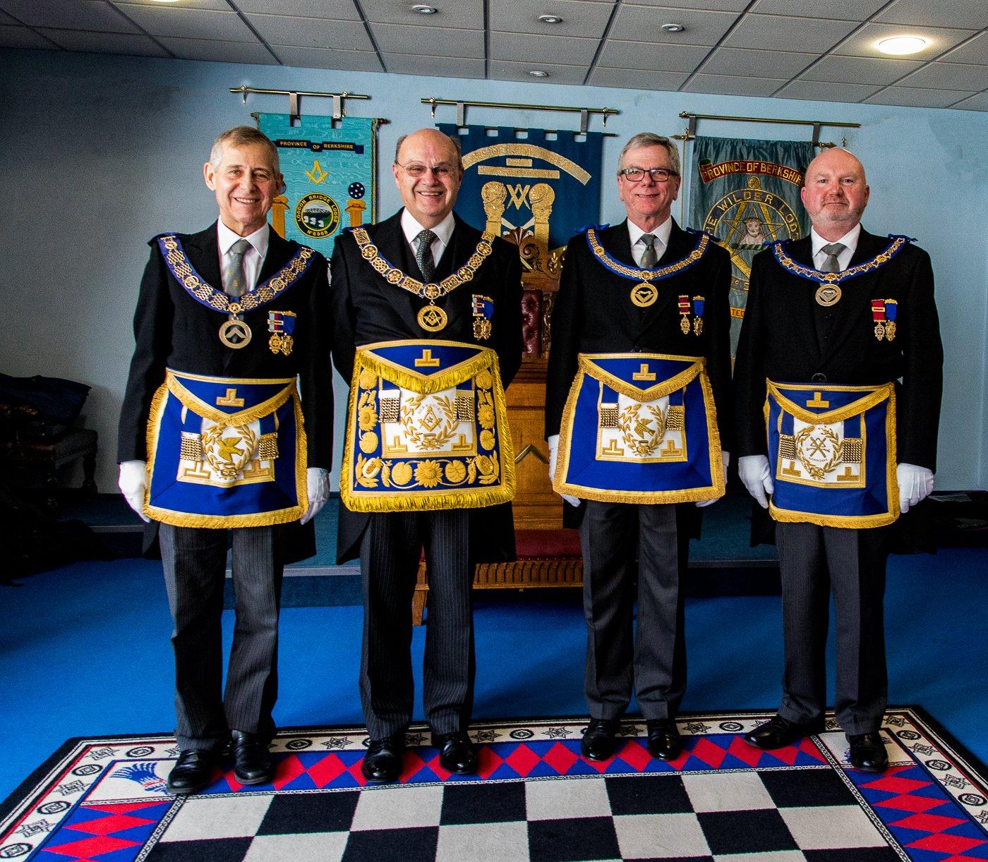 The Executive - Berkshire Freemasons