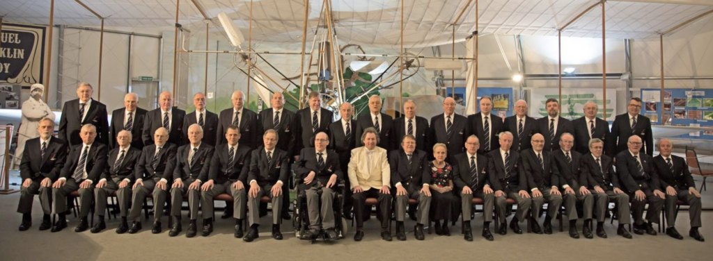 The Rushmoor Male Voice Choir