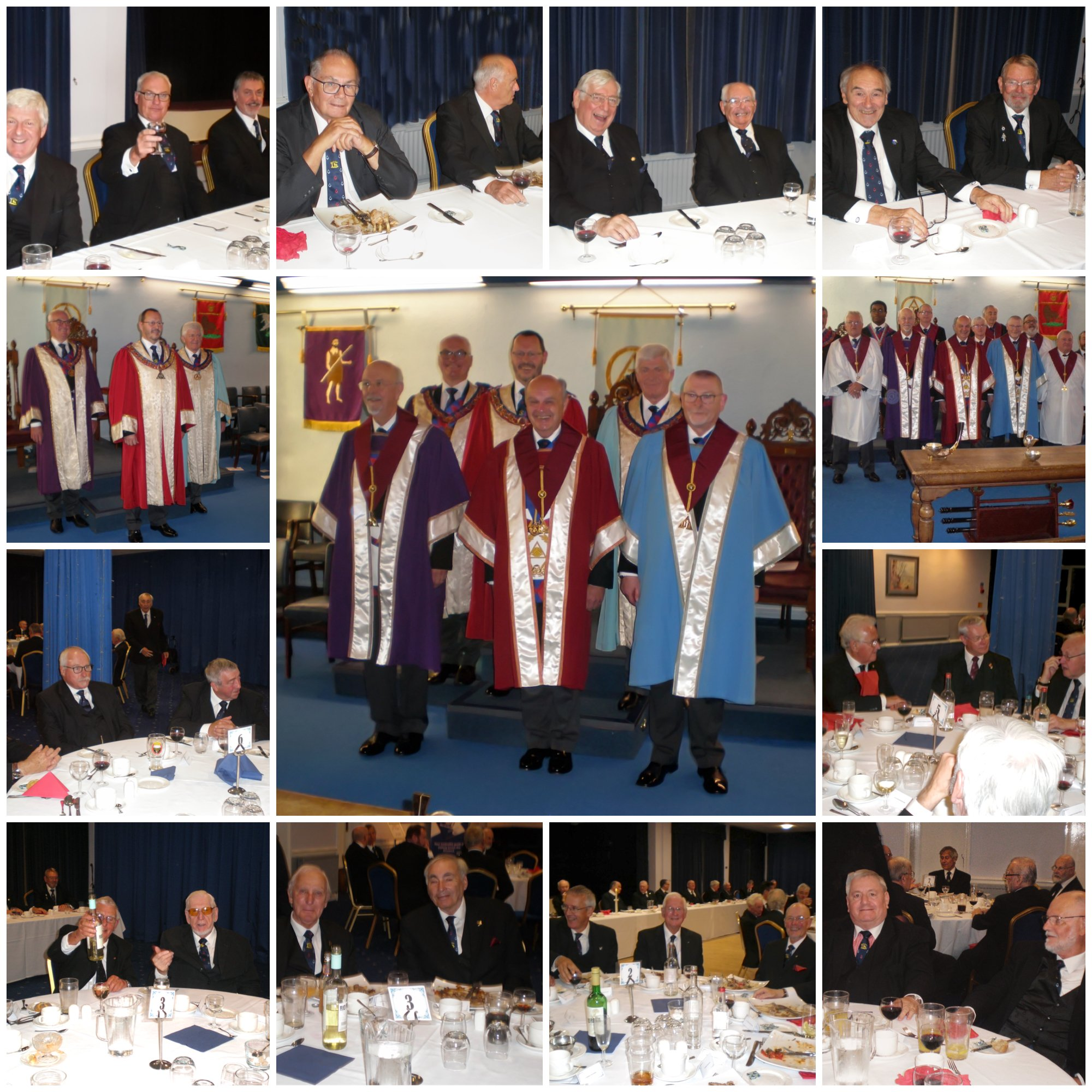 Photos from the Consecration